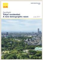 東京住宅:人口動態の影響