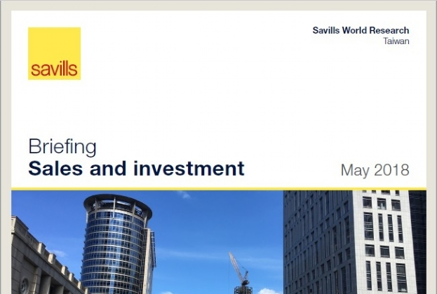Taiwan Sales & Investment Briefing - May 2018