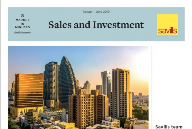 Taiwan Sales & Investment Briefing - Q1 2019