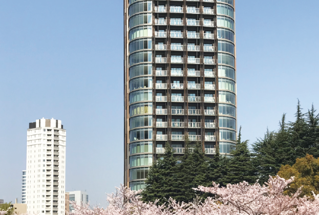 Tokyo Residential: Ultra Luxury
