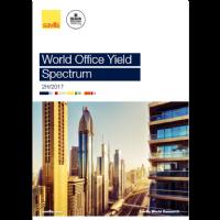 Phân bổ lợi suất văn phòng thế giới H2 2017