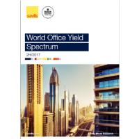 World Office Yield Spectrum 2H 2017