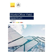 World Office Yield Spectrum 1H/2017