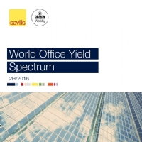 World Office Yield Spectrum 2H2016