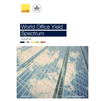 World Office Yield Spectrum 2H/2016