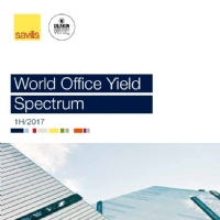 World Office Yield Spectrum 1H-2017